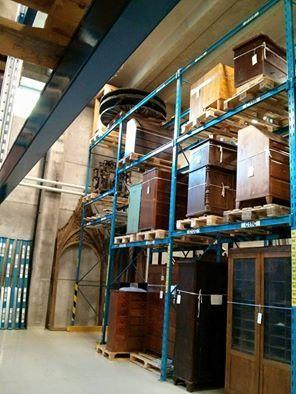 Still figuring out our storage spaces #Museum #EKTAMuseumcenter #Ekenäs #Raseborg #Tammisaari