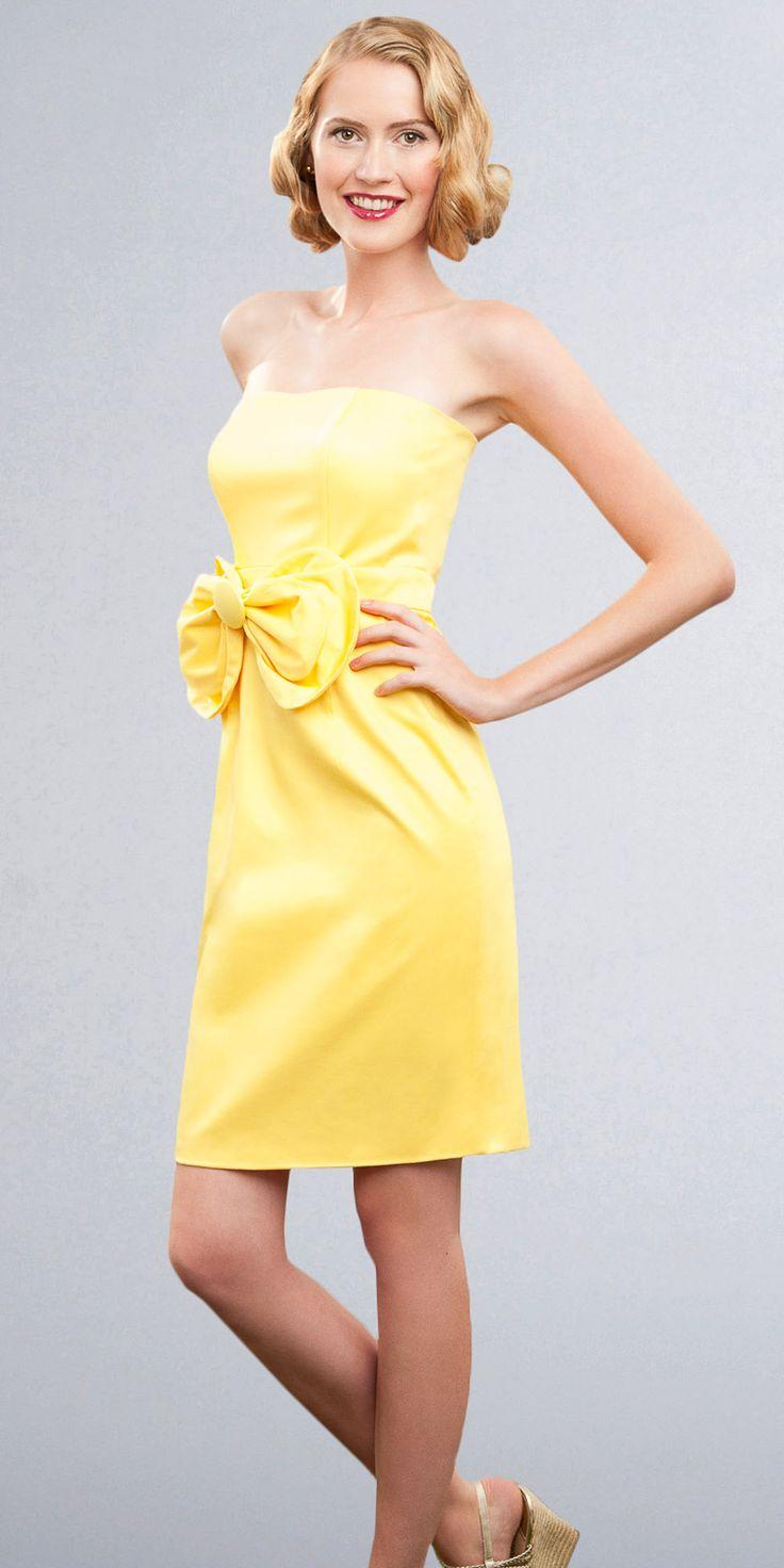 yellow dress very xmas