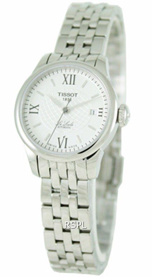 Tissot T-Classic Automatic T41.1.183.33 Ladies Watch
