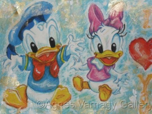 A little Disney by Agnes Varnagy Gallery