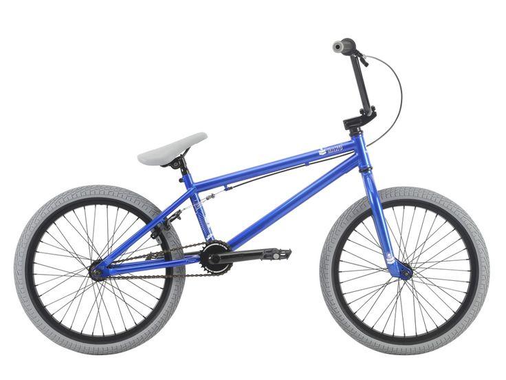 "Haro Bikes ""Leucadia"" 2018 BMX Bike - Gloss Metallic Blue | kunstform BMX Shop & Mailorder - worldwide shipping"