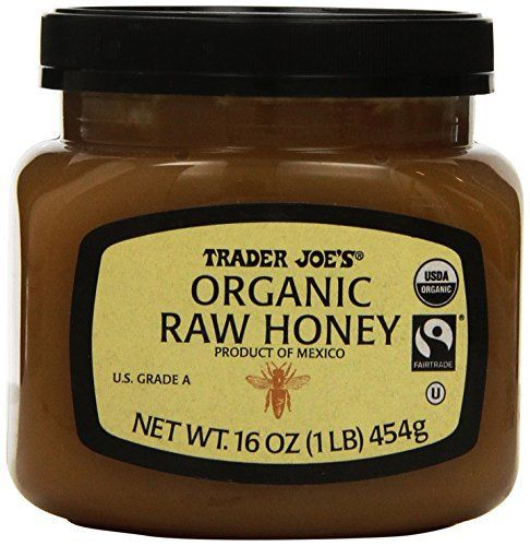 Trader Joe's Organic Raw Honey 16 Ounce - http://goodvibeorganics.com/trader-joes-organic-raw-honey-16-ounce/