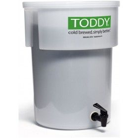 Toddy Cold Brew System Commercial Coffee Maker $99 makes 2 1/2 gallons
