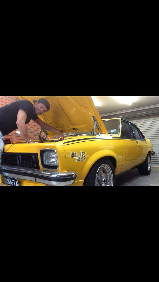 LH TORANA. A quick oil change and filter change and she good as new.
