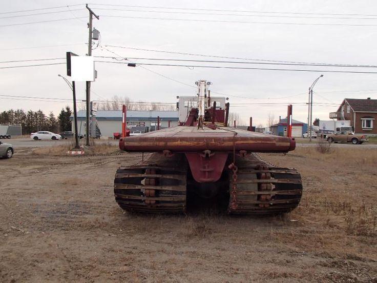 Foremost Husky 6 1980 à vendre - Véhicule tout-terrain sur chenilles - Construction