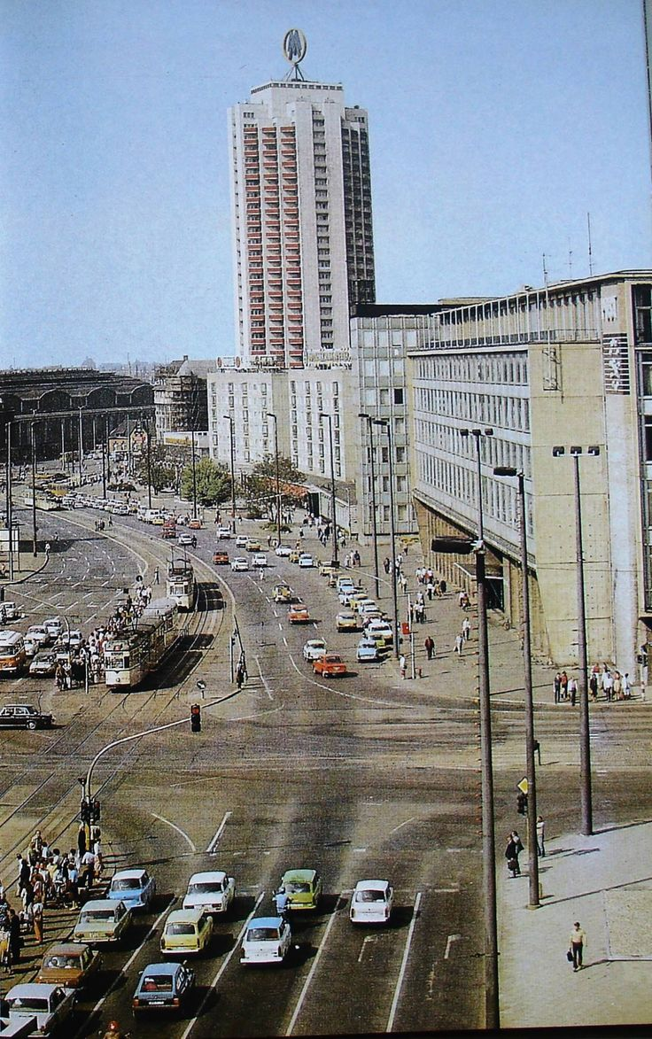 East Berlin, late 1970s
