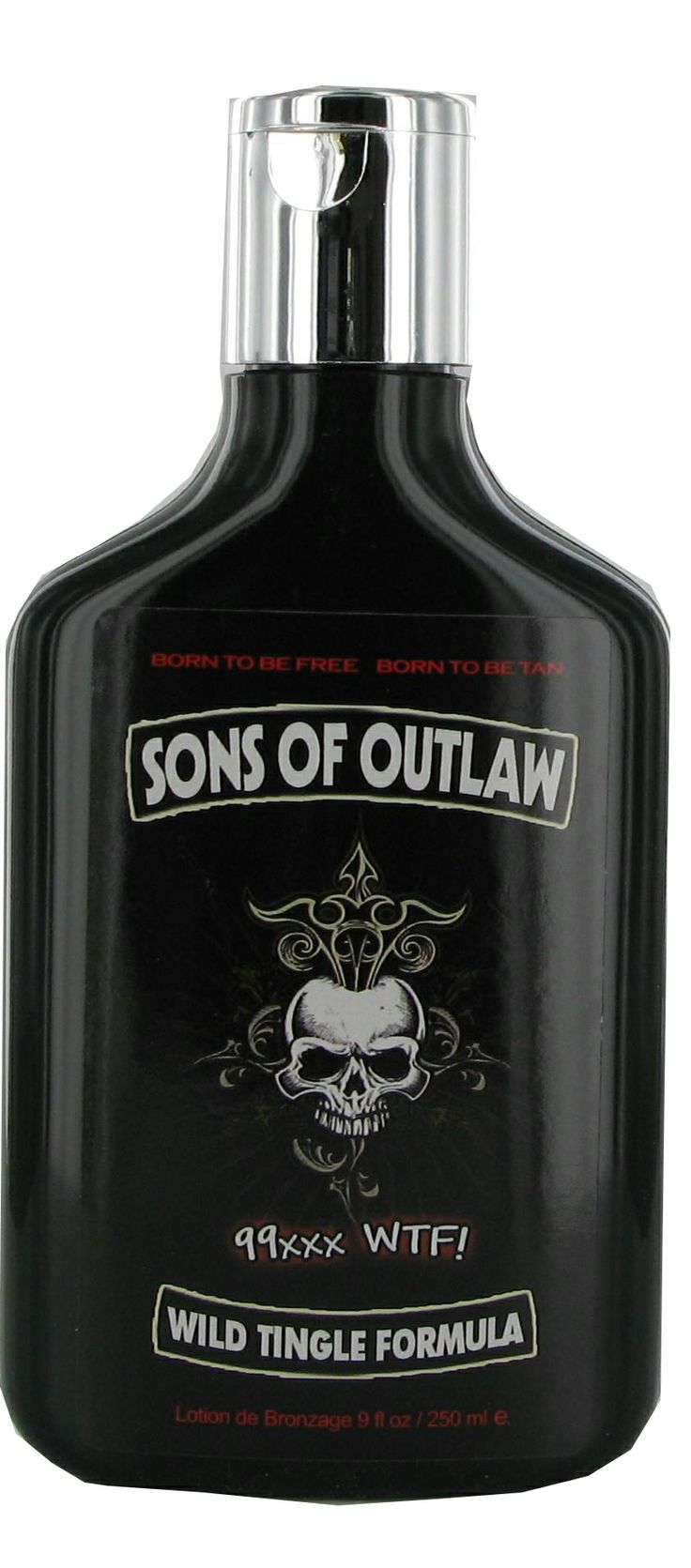 How many of you like Tingle Tanning Products? This is Sons of Outlaw and an excellent tanning lotion with a strong tingle. You will see results fast with Sons of Outlaw.