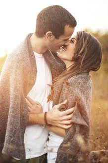 Kuss Paar