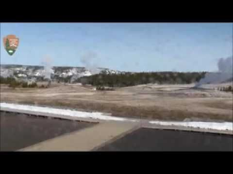 ALERT NEWS Today's Report Yellowstone National Park, 'Black Steam' At Ol...