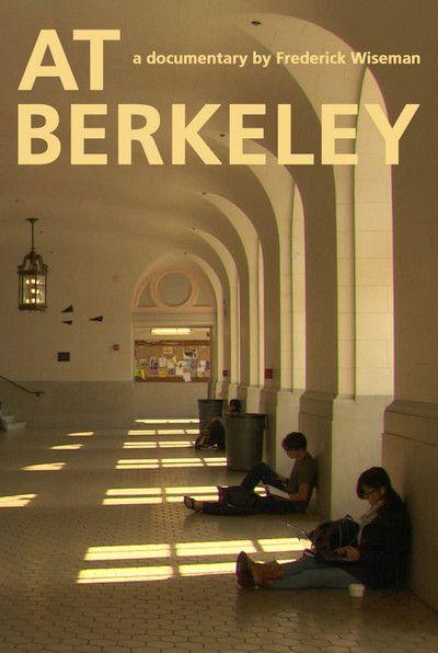 """""""At Berkeley"""" de Frederick Wiseman, programmé dimanche 11 février à 16h"""