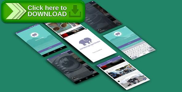 [ThemeForest]Free nulled download React Native Login Logout Animation from http://zippyfile.download/f.php?id=52235 Tags: ecommerce, animated button, animated logo, login, logout, material design, menu, mobile, mobile animation, native, react native animation, react native splash screen, react native template, sidebar, smooth layout animation
