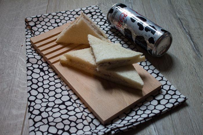 Tramezzini tonno e maionese ricetta