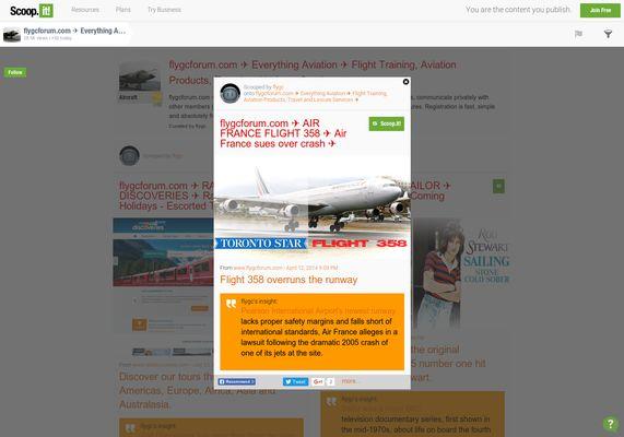 flygcforum.com ✈ AIR FRANCE FLIGHT 358 ✈ Air France sues over crash ✈