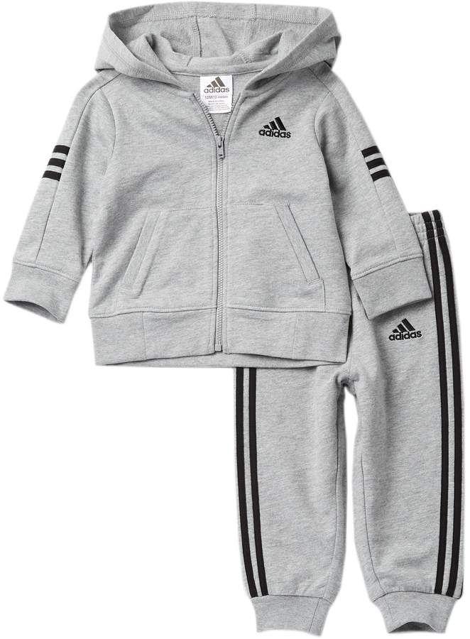 b66116f75bb6 adidas Altitude Jacket & Pants Set (Baby Boys) | Conjuntos niño ...