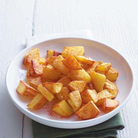 Knusper-Kartoffelwürfel