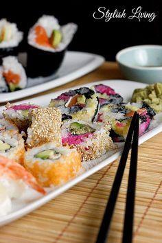 Sushi ganz leicht selbermachen