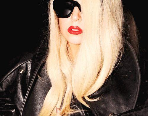 Lady Gaga: Sexy Inspiration, Lady Gaga, Red Lipss