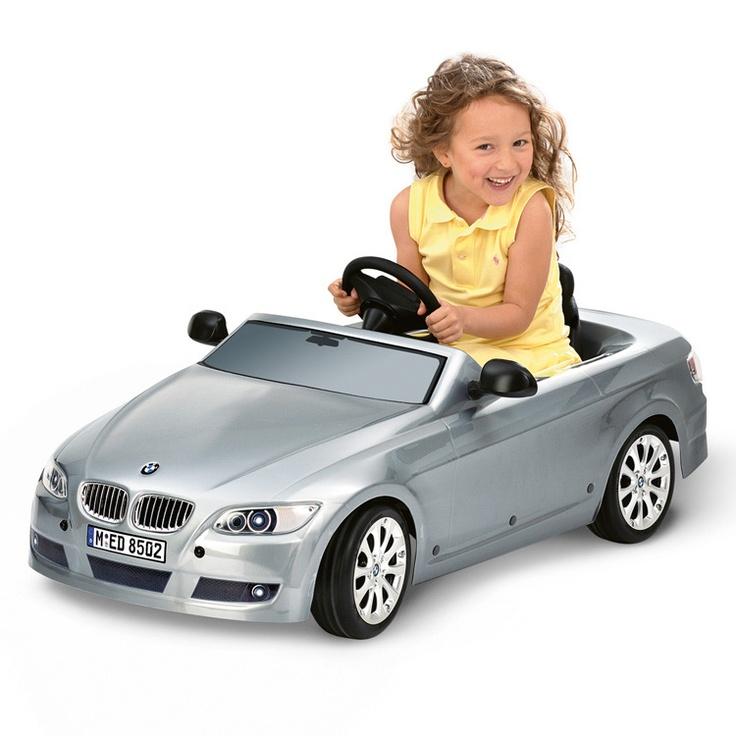 bmw 3 series convertible pedal car