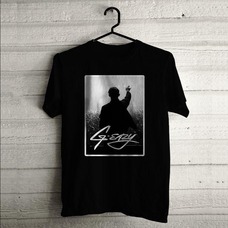 G-Eazy Concert Custom T-shirt | Men T-shirt | Woman T-shirt | Tank Top | Shirts