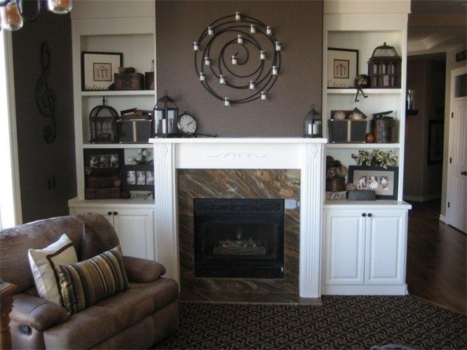 Urban ID Studios Surface Brokers, LLC Chris Setser Portland Oregon Living Room/Fireplace