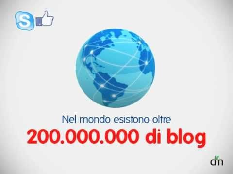Il mercato dei social media in Italia e nel mondo - 2012
