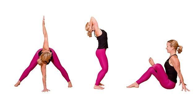 5 yogaövningar för bättre kroppskontroll | Sporthälsa