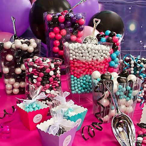 monster high candy buffet | Take Your Tween's Birthday Party From Fun to Fantastic - Party City