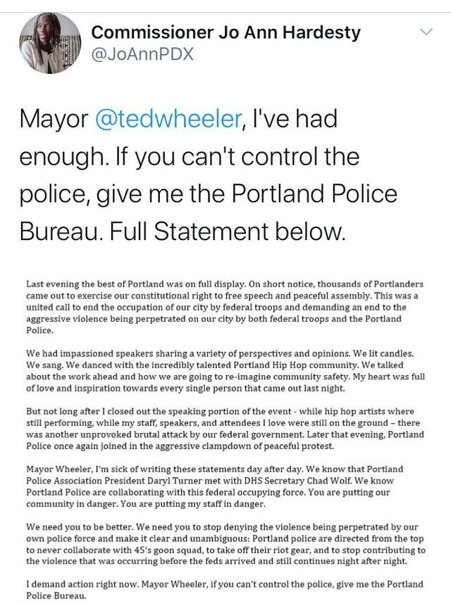 Commissioner Hardesty Called Out Mayor Ted Wheeler Out This Morning Portland Give It To Me Writing Lego Sets