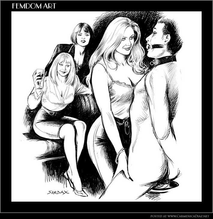 Erotic fiction femdom