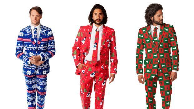 I've got MAD NERD LOVE for any guy ballsy enough to wear one of these suits! <3