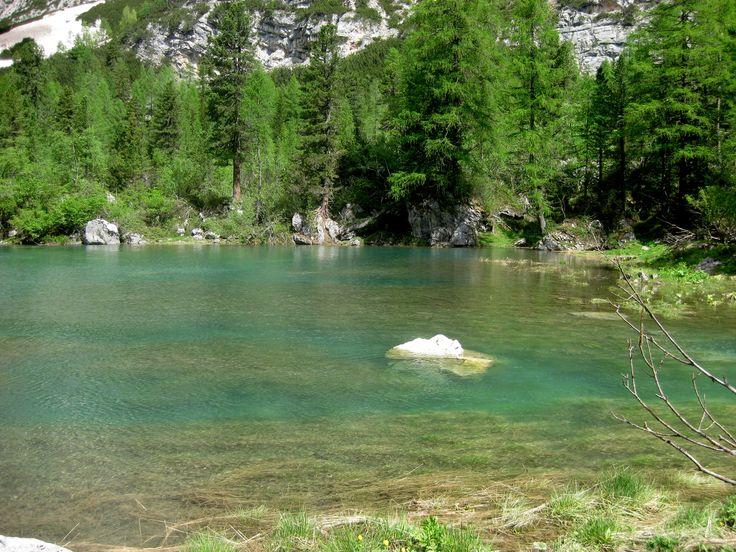 Percorso Cortina-Val di Fanes