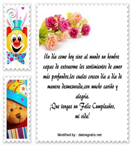 dedicatorias de cumpleaños para mi novio,descargar frases bonitas de cumpleaños para mi novio: http://www.datosgratis.net/bonitos-mensajes-de-cumpleanos-para-tu-novio/