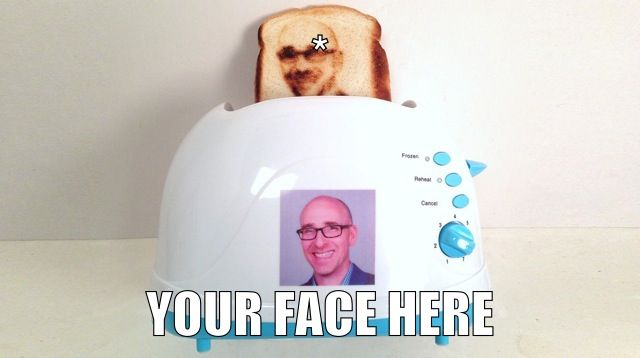 As we reach another milestone, we'd like to propose a toast to our loyal followers. No, seriously. We want to put YOUR face on a piece of toast because you're the bread to our butter.  Head to our Facebook page to learn how you could win this awesome #Selfie Toaster – facebook.com/villageandco