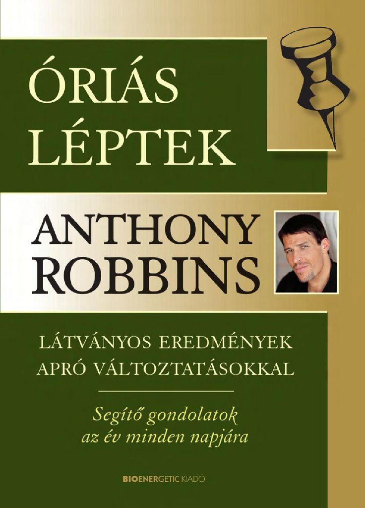 Anthony Robbins: Óriás léptek