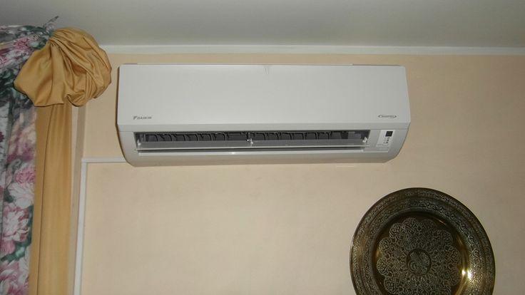 Klimatyzator firmy Daikin, energooszczędna jednostka klasy A+