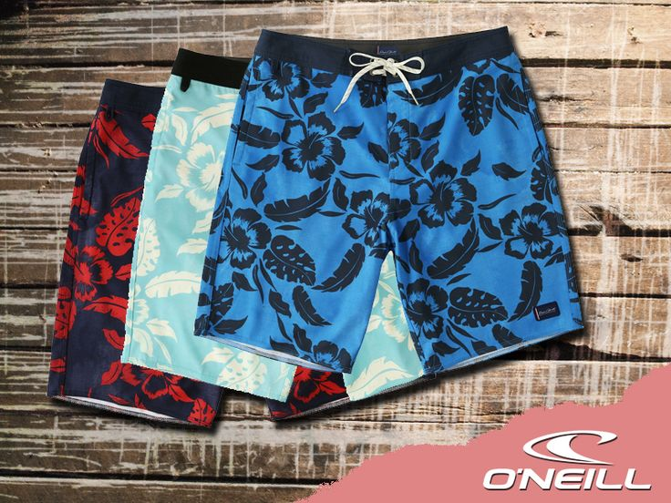 The O'Neill Pacifica boardshort is constructed from prime quality and imported fabrics. Designed with a core fit that's both relaxed and comfortable. Also features a bold floral print that keeps it tropical!   Visit our #motorhelmets online store for more awesome #Oniell Boardshorts for your summer getaway!  #pacifica #shortpants #short #pants #shorts #boardshorts #swimming #trunks #swimmingshorts #Surf #Surfing #Outing #beach #sea #pool #surflife #Summer