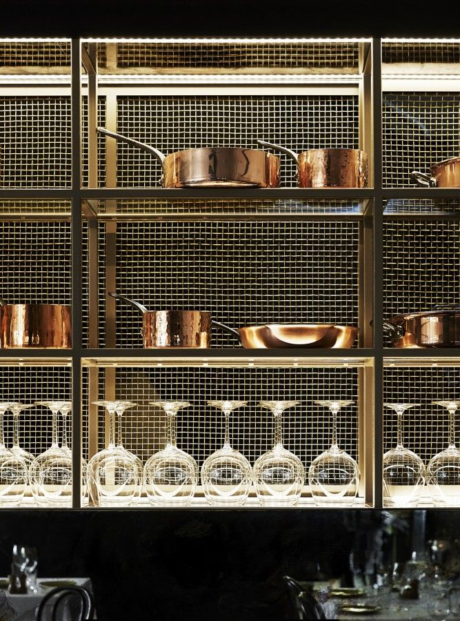 Restaurant Kitchen Shelving best 25+ metal kitchen shelves ideas on pinterest | industrial