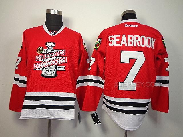 http://www.xjersey.com/blackhawks-7-seabrook-2013-stanley-cup-champions-red-jerseys.html BLACKHAWKS 7 SEABROOK 2013 STANLEY CUP CHAMPIONS RED JERSEYS Only 43.52€ , Free Shipping!