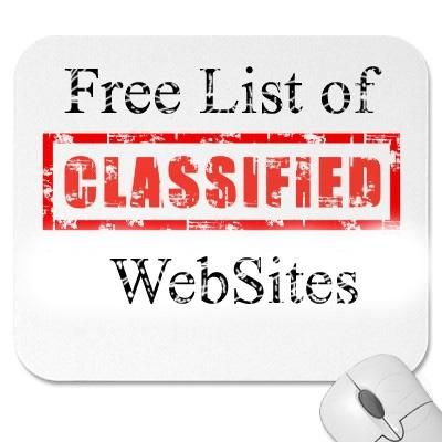 100 free active classified sites list-Moraskiod