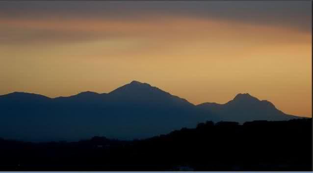 La bella addormentata... un film? No! Una montagna: il Gran Sasso in Abruzzo