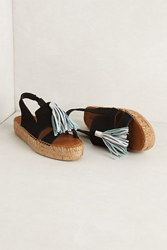 Spring Break Would Be Broken Without These 26 Espadrilles #refinery29, Naguisa, $180 @ anthropologie