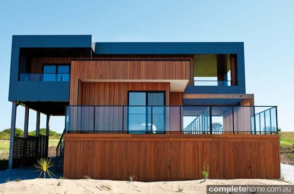 A San Remo house by Ecoliv (eco-friendly Australian prefab company)