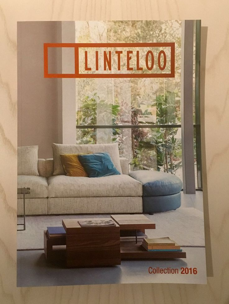 The feel good factor. Be inspired by the LINTELOO heritage, designers and collection.
