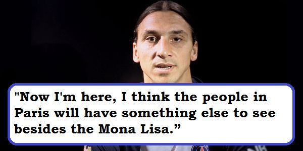 "Funny Footy Quotes on Twitter: ""Zlatan Ibrahimovic on his move to ..."