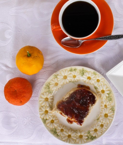 """Seville Orange Marmalade 