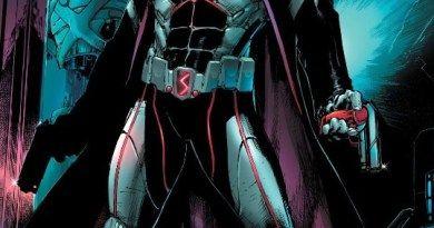 Checa! El nuevo disfraz que da a relucir DC comic para Tim Drake