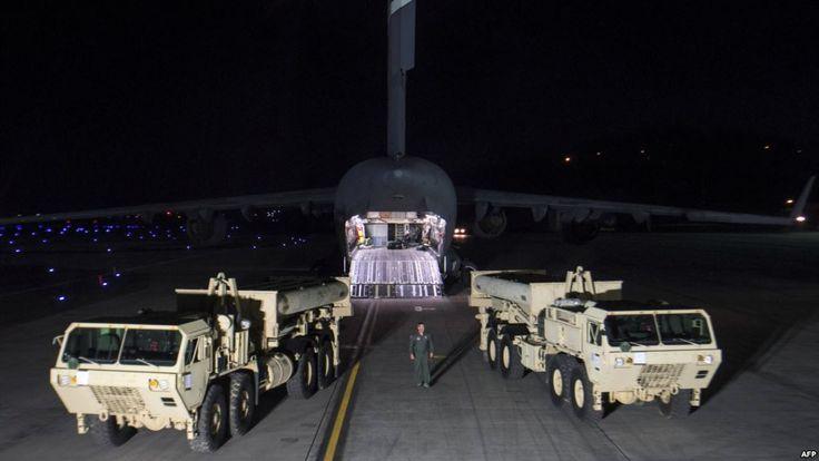 #world #news  Russia, China Criticize U.S. Over South Korea Deployment  #StopRussianAggression @realDonaldTrump @POTUS @thebloggerspost