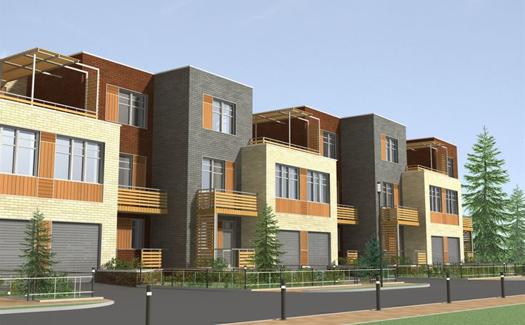 terraced apartments - Buscar con Google