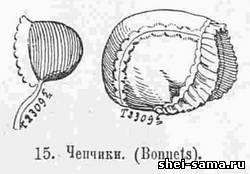 Детское приданое - Мода 1890 - 1900 г. - Исторический раздел - Всё о шитье - Шей сама