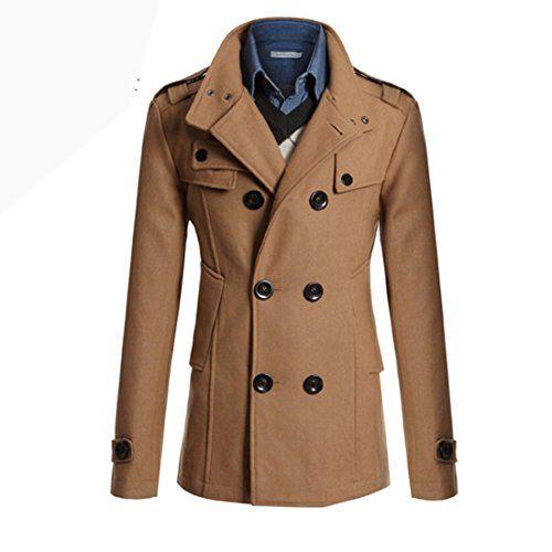Partiss Herren Office style Wintermantel Winterjacke Trenchcoat, 48,khaki Partiss http://www.amazon.de/dp/B00PRUD5VE/ref=cm_sw_r_pi_dp_HatFub0E6GH0W